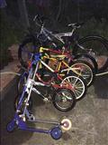 Bicikleta ne gjendje pune
