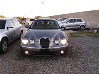 Jaguar s type benxin 2500 cc