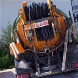 Ofrojme sherbim zhbllokime te kanalizimeve etj.