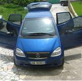 Mercedes A140 benzin -97