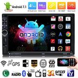 Kasetofon 7 inch Android 7.1 3G WIFI GPS MP3 MP5