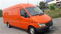Snhitet  SPRINTER VOLUM MAX
