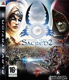 SACRED 2 cd e re ps3 playstation