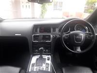 Audi Q7 S_sline 3.0 tdi quatroo