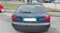 Audi a3 tdi (i e kuqe)letrat deri ne janar 2018