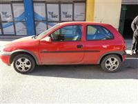 Opel Cora benzin
