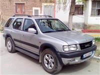 Opel frotera benzine-gaz