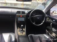 Mercedes CLK230 kompresor benzin gaz