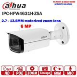 Dahua IP 6MP e Motorizuar zoom 2.7-13.5mm POE SD