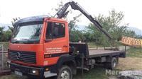 Kamion + vinc , vit prodhimi 2002 (okazion)