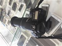 Aparat profesional Canon EOS 30D 18-200mm