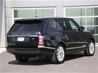 Range Rover HSE V8