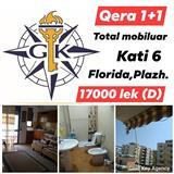 Qera1+1 ��Florida, plazh Durres ��Cmimi 17'000��