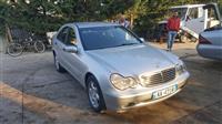Mercedes C220 CDI Manual