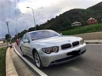 BMW seria 7 shitet ose ndrohet