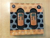 Radio Motorola TLKR T3  walkie talkie deri 5 km