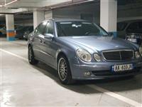 Mercedes Benz E Class Avantgarde Perfekte