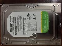 SHES Western Digital AV-GP WD3200AVVS 320GB