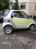 Smart ForFour benzin