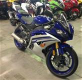 2016 Yamaha YZF R6