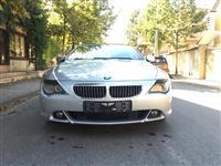 BMW 645 CABRIOLET -05 FULL  MUNDESI NDERRIMI