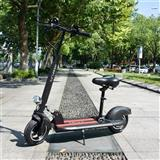 Adult Kid Safe Foldable Mileage  Electric Scootes