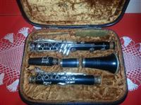 Klarinet instrument muzikor
