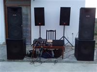 Shiten te gjitha pajisjet për DJ