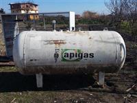 Bobel gazi 2000 litroshe