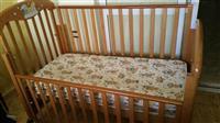 Krevat per Femij, Druri