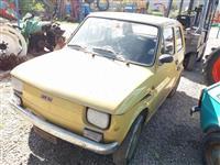 M.a.B. --- FIAT 126 - OLDTIMER