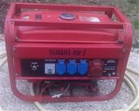gjenerator yamaha 5.5 kw 3 fazor