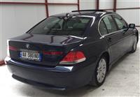 BMW 745i viti 2003