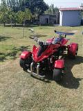 Motorr sportiv me 4 goma