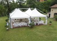 tenda per organizime te ndryshme ne natyre