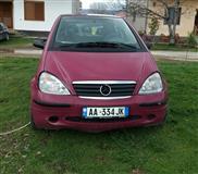 Mercedes-Benz Aclass 170