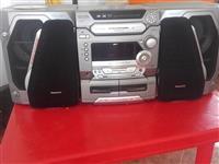 Panasonic 5 CD
