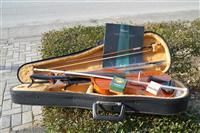 Koncert Violin Strazivarius Model Nr 3310 4\4