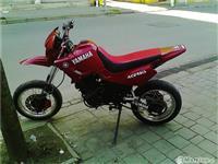 Yamaha Xt 600 cc  -01
