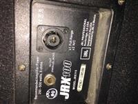 JBL JRX100 shiten ose nderrohem me SUBA
