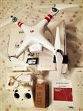 u shit flm. dron DJ Phantom 2 vision plus V3