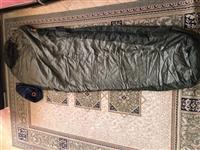 MAMMUT mummy sleeping bag per kamping, alpinizem