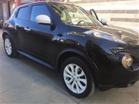 Nissan Juke benzin