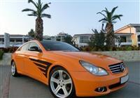 Mercedes Benz CLS 350 -06