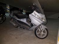 SHITET MOTOR SKUTER PIAGGIO 250 cc