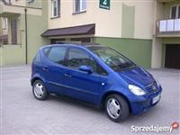 Mercedes benz a 170 2000