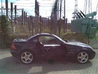 Mercedes SLK 200  gaz glp landi renzo