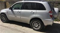 Toyota rav4 benzin/gaz
