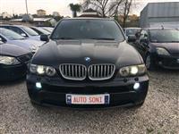 BMW X5 vitit 2003 luk 2005 komplet