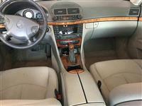Mercedes e 220 eleganc